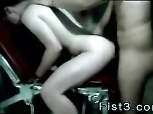 Extreme training male fisting and white twinks gay porn first time Seth