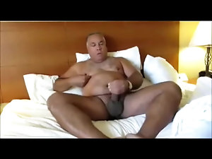 The Money Shot vol 3 Mature daddy grandpa bear cumshot vid