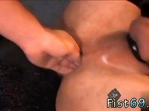 Gay boys fist time anal photos and foot fisting movie Ryan is a sexy dude