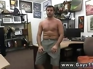 Straight men having gay sex free tubes first time Straight guy goes gay