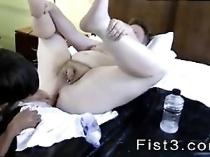 Egypt nude ass gay Sky Works Brock's Hole with his Fist