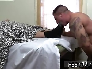 Gay boy feet rub video porn Braden Fucks Sleepy Adam s Feet