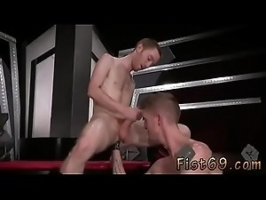 Young guys boys gay porn video clips Slim and sleek ginger hunk