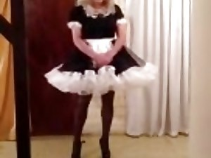Sissy French Maid