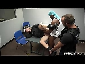 Xxx nude prone cops gay sex video first time Prostitution Sting