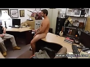Gay boys underwear sex movie Straight guy heads gay for cash he needs