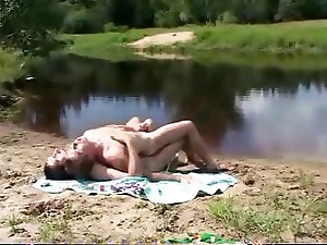 After a naked swim in a small pond during a day trip, these two skinny gay teens settle on a blanket to enjoy a bit of sexy intimacy in this amateur s