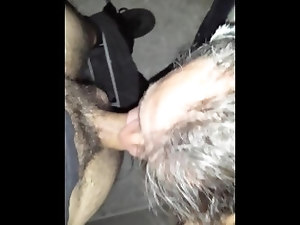 my step-uncle sucks my cock secret style