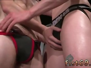 Black on gay porn and young boy ass Slim and sleek ginger hunk